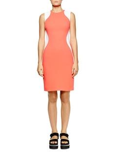 Stella Mccartney - Sleeveless Colorblock Dress