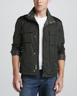 Vince  - Waterproof Cargo Jacket