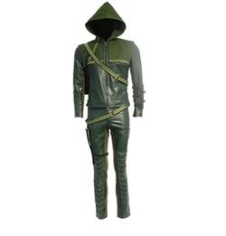 Lylas - Green Arrow Oliver Queen Halloween Costume