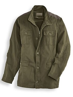 Scandia Woods - Field Jacket