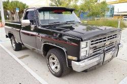 Chevrolet  - 1985 C10 Pickup Truck