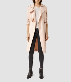 AllSaints - Emil Mac Coat
