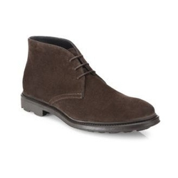 To Boot - New York Leather Ankle Boots