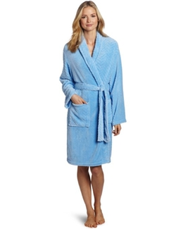 Seven Apparel - Herringbone Textured Plush Robe