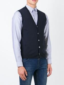 Drumohr - Buttoned Knit Vest