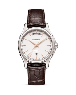 Hamilton - Jazzmaster Day Date Automatic Watch