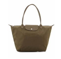 Longchamp  - Le Pliage Neo Large Nylon Shoulder Tote Bag