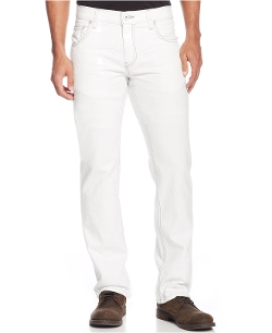 Inc International Concepts - Shay Slim-Fit Straight-Leg Jeans