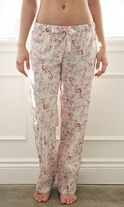 Forever 21 - Floral Print PJ Pants