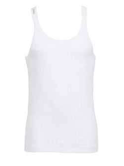 Dolce & Gabbana - Stripe Patterned Cotton Tank Top