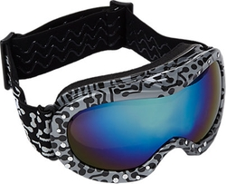 Bling 2o - Abstract Studded Snow Goggles