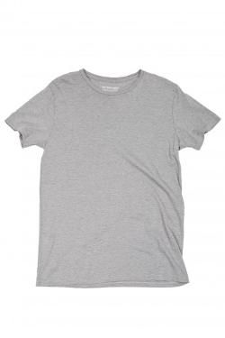 SAVE KHAKI  - SHORT SLEEVE CREW NECK TEE