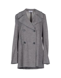 Sonia by Sonia Rykiel - Double Breasted Coat
