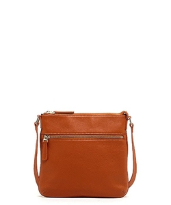 Susu  - Saxon Leather Crossbody Bag