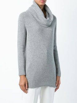 Agnona - Cowl Neck Sweater
