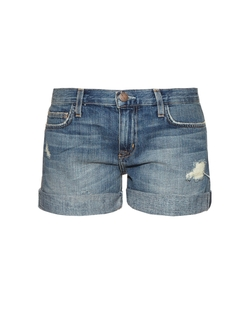 Current/Elliott - The Boyfriend Denim Shorts