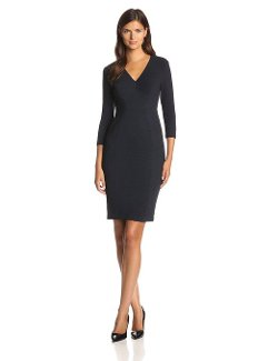 Donna Morgan  - Seamed Body Con Dress