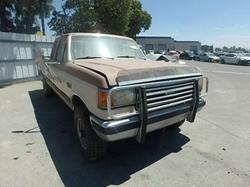 Ford  - 1990 F250 4 X 4 Pickup Truck
