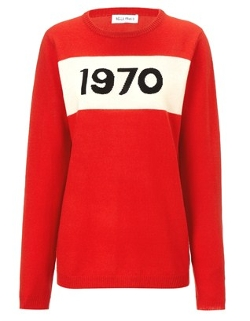 Bella Freud  - Wool 1970 Jumper
