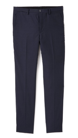 Marc by Marc Jacobs - Tropical Wool Suit Trousers