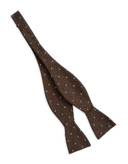 Vince Camuto  - Dotted Bow Tie