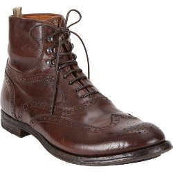 Officine Creative  - Wingtip Ankle Boots
