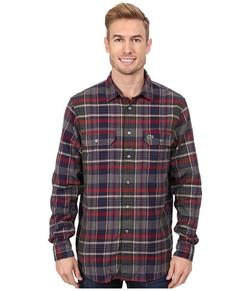 Lacoste - Plaid Flannel Woven Shirt