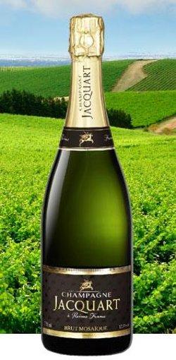 Jacquart - NV Brut Mosaïque Champagne Blend