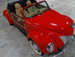 Volkswagen - Beetle Convertible Coupe