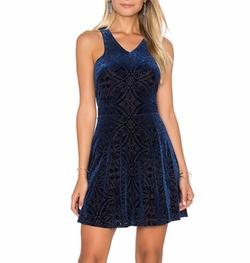 Eight Sixty - Sleeveless Mini Dress