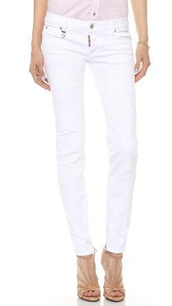 DSQUARED2  - Skinny Jeans