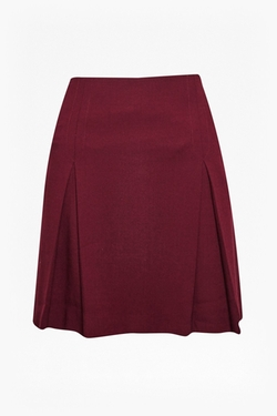 French Connection - Whisper Ruth Pleated Skirt