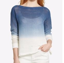 Lauren Ralph Lauren - Ombré Linen Sweater