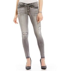 Flying Monkey - Distressed Skinny Jeans