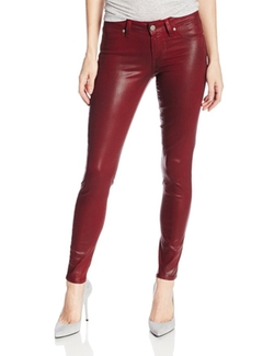 Paige - Verdugo Ankle Leather Pants
