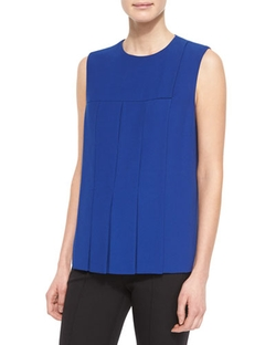 Jason Wu - Crepe Sleeveless Car Wash Top