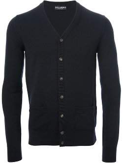 Dolce & Gabbana  - Classic Cardigan Sweater