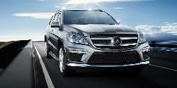 Mercedes-Benz - GL-Class SUV