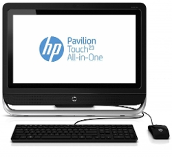 HP  - Pavilion Touch All in One Desktop