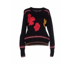 Andy Warhol By Pepe Jeans - Floral Sweater
