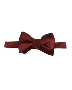 Tom Ford - Solid Satin Bow Tie