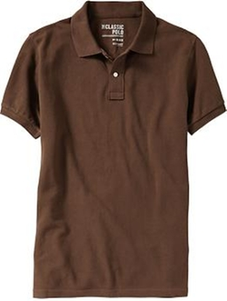 Old-Navy - Pique Polo Shirt