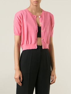 P.A.R.O.S.H. - Cropped Cardigan