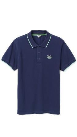 Kenzo - Tiger Polo Shirt
