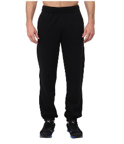 Puma - Fleece Closed Sweat Pants