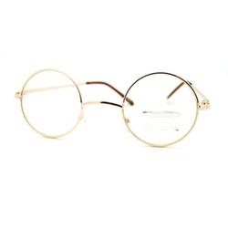 JuicyOrange - Round Eyeglasses
