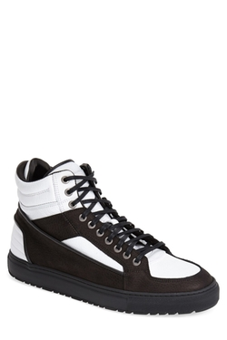 Etq Amsterdam - Leather High Top Sneakers