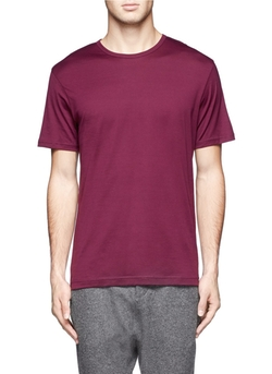 Sunspel   - Crew Neck Short-Sleeve T-Shirt