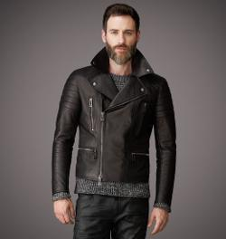 Phoenix  - Bull Leather Jacket