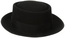 Stacy Adams - Wool Rocker Fedora Hat